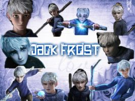 Jack Frost by WinterMoon95