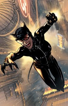 Catwoman 73 by AdamHughes