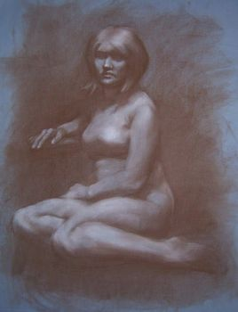 Figure Drawing 5 by lithriel