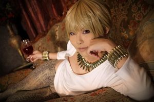 Fate/Zero-Gilgamesh by 0kasane0
