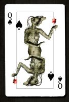 Queen of Spades 1st Try by Chosy