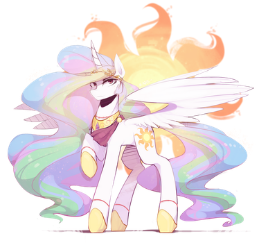 Sun Goddess by NovaBytes