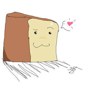 Bread c: by FR0STBYTE000