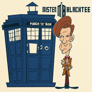 Eleventh Doctor by marisolivier