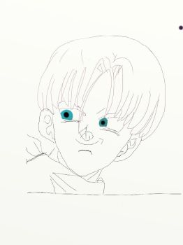 trunks gt by Cutielicici