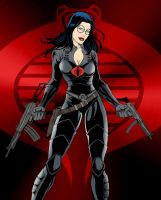 The Baroness by MikeMahle