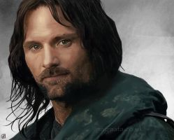 Aragorn by Imaginata