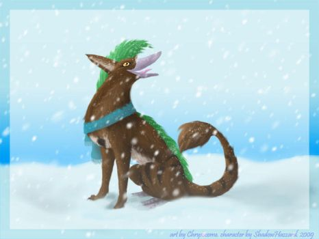 GAX December - Hazzaduck by chrysocome