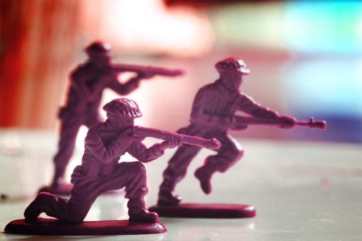 Free Photo: Soldiers in A War by yahya12