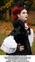 Gothic Baronesse Stock 001 by MADmoiselleMeliStock