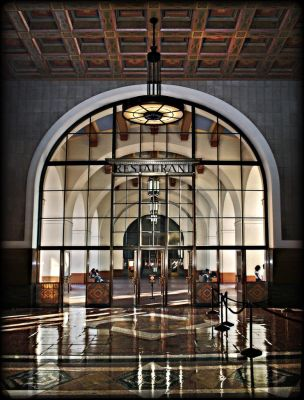Union Station Los Angeles Amtrak by koprods