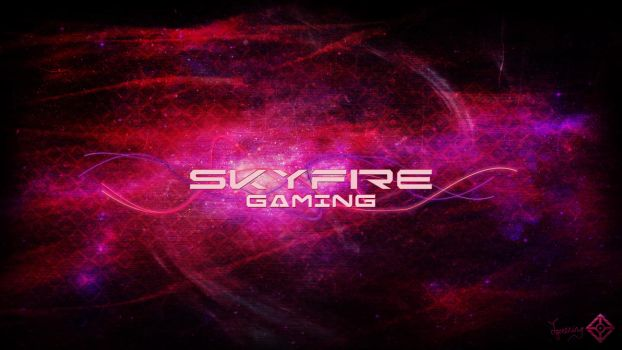 Skyfire Gaming Wallpaper by JamesG2498