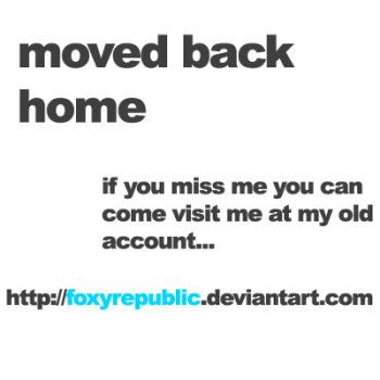 moved. by SecretAgentGirl