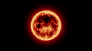 After Effects Tryout - Sun (gif) by A-Pancake