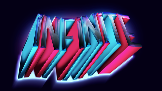 Infinite by BarneyDesign