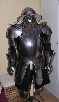 Armour by Noctiped