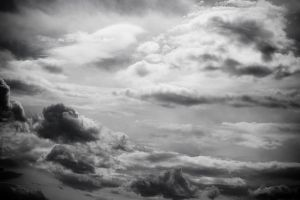 Dramatic clouds stock by Sleepwalker-stock