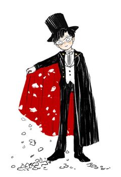 Tuxedo Mask by b-snippet