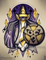 Aegislash Commission