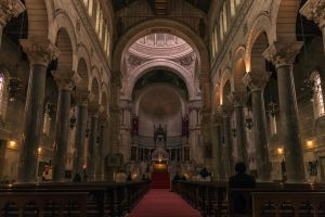 Basilica of St. Martin  Tours  France by hubert61
