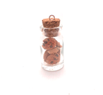 miniature cookies in a glass jar charm by MiniSweetx