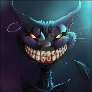Madness Cheshire Cat by Drayuu