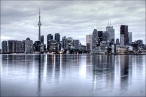HDR Toronto by Jack-Nobre