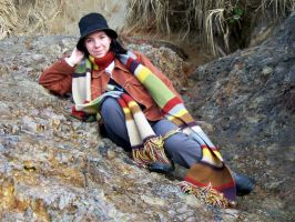 Fourth Doctor Cosplay by EHyde