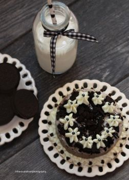 Oreo Pudding Cake by theresahelmer