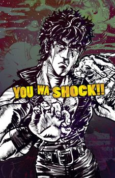 YOU WA SHOCK by bombayeh