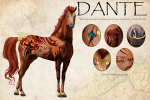 Dante Ref [GIFT] by kms1002