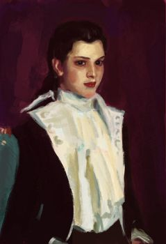 Sargent Alice Study by JawadSparda