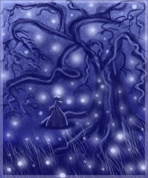 Will o the wisp n cats by Patternintheivy