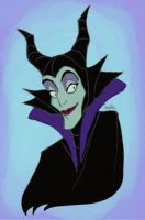Maleficent by AriellaMay