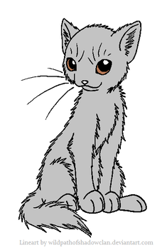 ThunderClan-Graywing by Bowser14456
