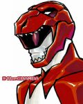 036 - Red Ranger by theCHAMBA