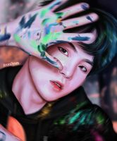 170203 Yoongi 'Paint The Town' by Jungkuk