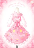 Sweet Lolita Winter Dress by Neko-Vi
