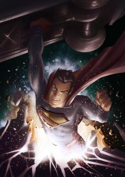Superman by madrox4
