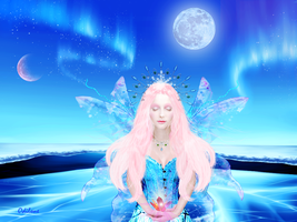 Seraphina, Moon Dreamer by Odilone