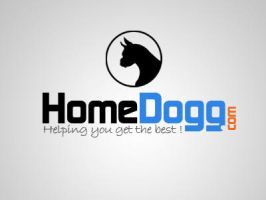 Home Dog logo by muchma