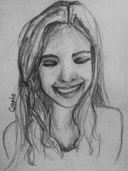 quick sketch by hungarylady