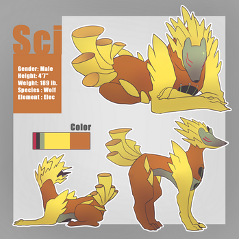 Adopt Reference : Sci by Leaf-subway