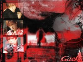 Gackt Red Theme by StrangeParadise