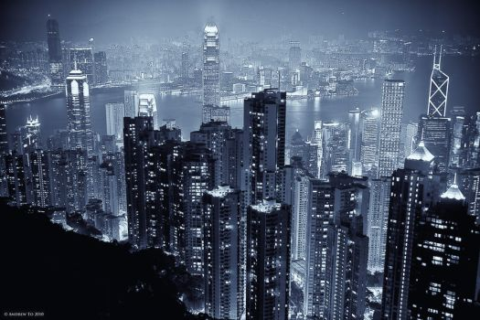 Energize Hong Kong by AndrewToPhotography