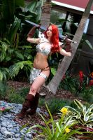 Red Sonja 5 by AlisaKiss