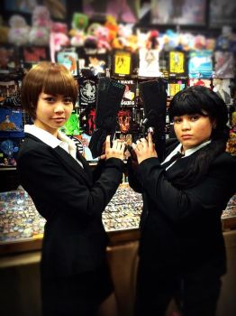 Psycho Pass Cosplay! by Tokyo-Trends