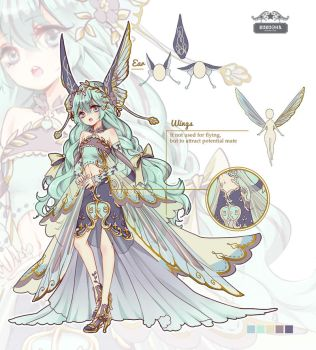 [AUCTION] Hanna Adopt #01  ::CLOSED:: by Rurucha