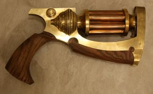 Second Pistol WIP 2 by Shendorion