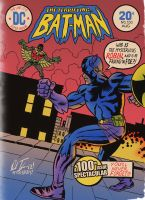 The Terrifying Bat-Man issue #100 by dio-03